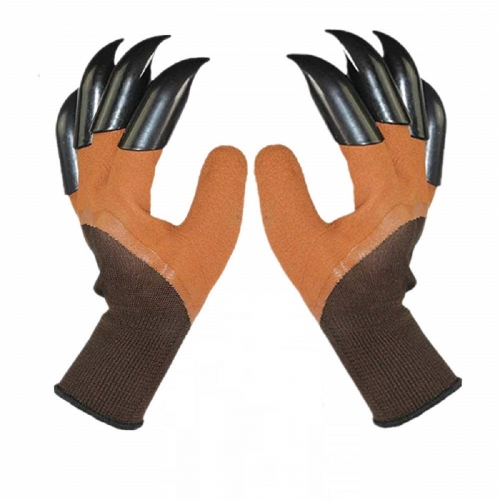 Women Genie Claws Garden work glove for digging,planting,raking