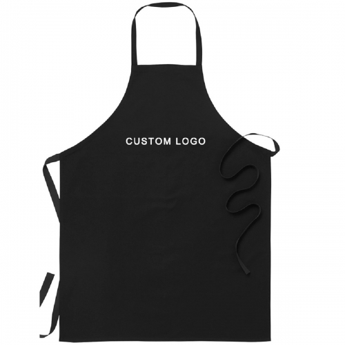 Deliwear Durable Heavy duty Cotton Canvas Grill BBQ Apron for Cook Kitchen Butcher restaurant