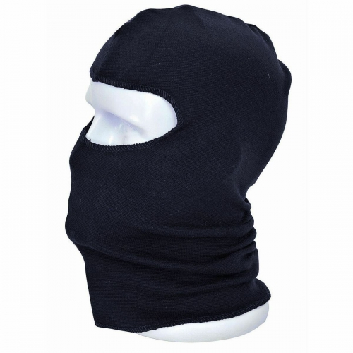 EN 11612 EN 1149 Arc flash Anti Static Modacrylic Inherently Flame Retardant Balaclava for welding