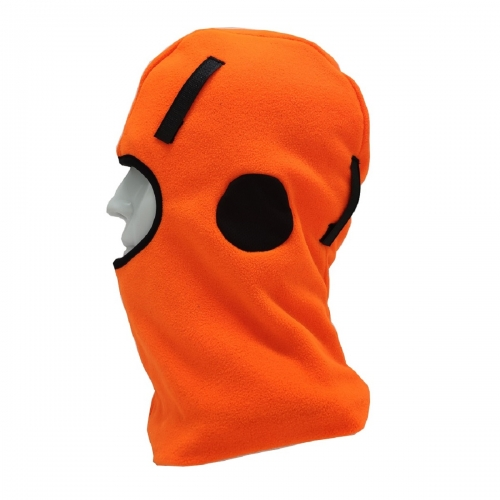 Winter Warm Thermal Thinsulate lined Fleece balaclava helmet liner with Mesh ear