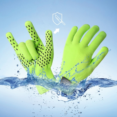 Outdoor Sport Waterproof Ultra grip glove for Cycling Hunting Hiking Watersport Photography