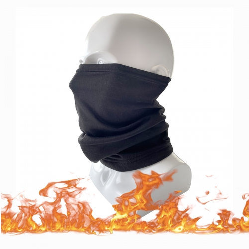 FR Flame Resistant Face mask Neck gaiter Fire protection Neck cover Fire resistant Balaclava tube Welder Military Army Police