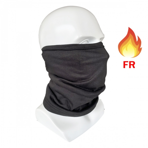 FR Face mask Muffler Neck Cover Flame resistant protection Neck gaiter Fire resistant Balaclava tube Welder Military Army Police