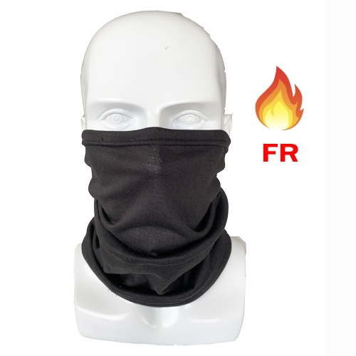 Flame Resistant Neck Tube protector Fire retardant Neck Gaiter FR protection snood bandana Sleeve Welder Military Army Police